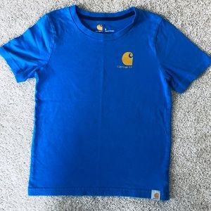 Boys CARHARTT t-shirt